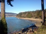 Third Beach in Stanley Park