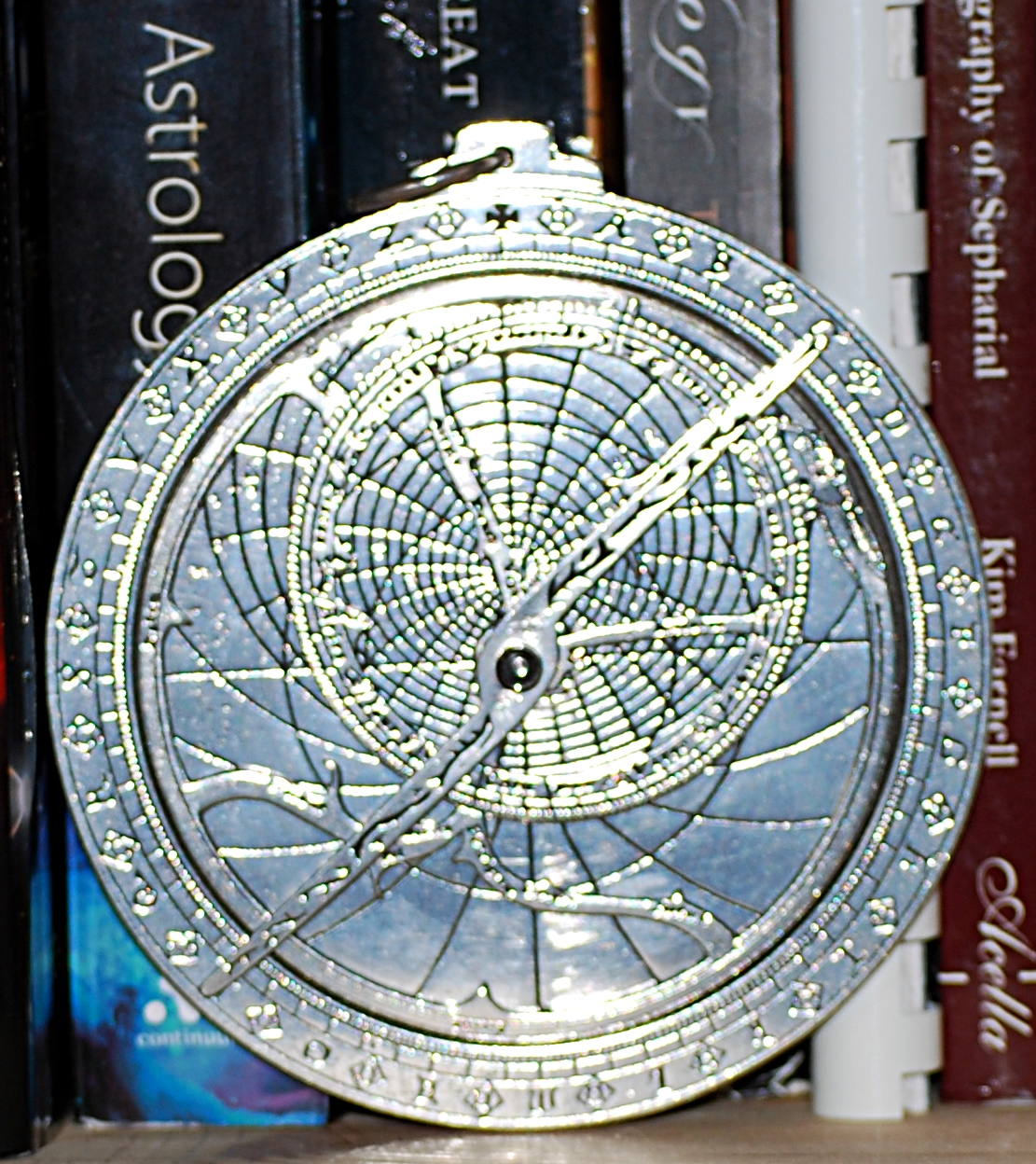 Astrology reports inga duncan thornell astrology reports my chaucer astrolabe replica nvjuhfo Image collections