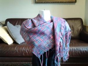 Dunthor shawl