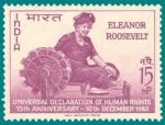 Eleanor Roosevelt India