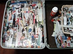 Dunthor suitcase