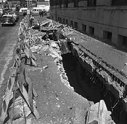 Dunthor earthquake