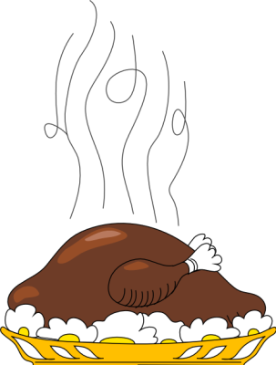 Dunthor Free Thanksgiving Clip Art
