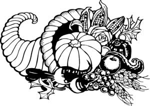 Dunrhor Thanksgiving Free Clip Art